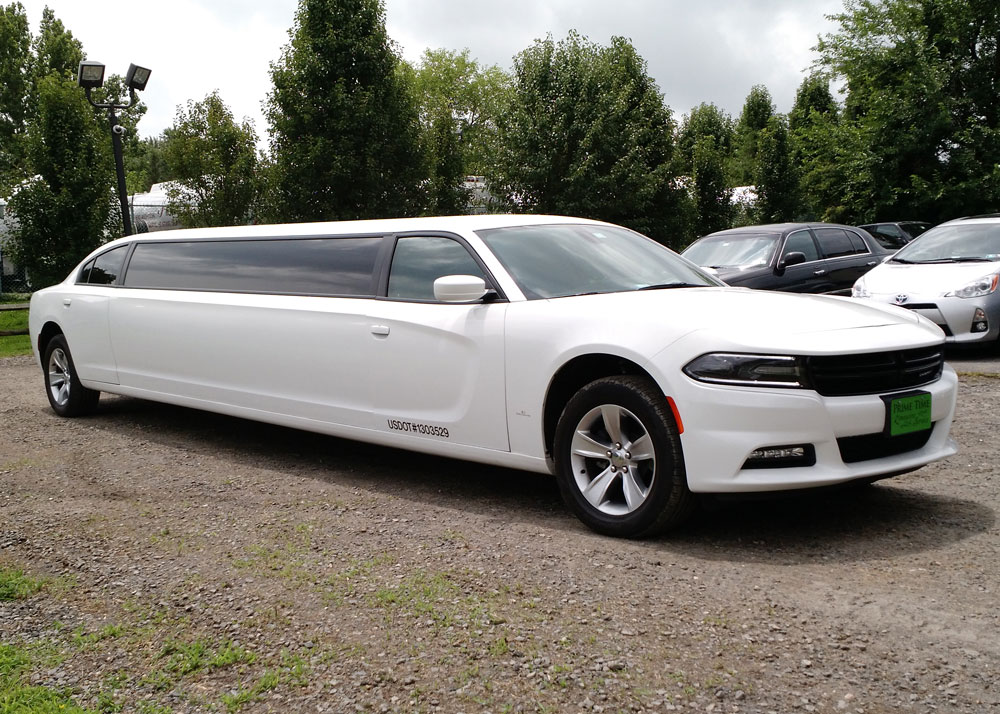 10 Passenger Charger Limo