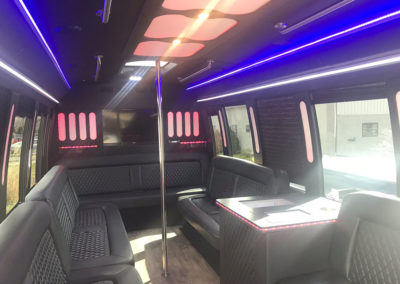 New 20 Passenger Party Bus